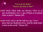 cerca de ti se or nearer my god to thee19