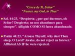 cerca de ti se or nearer my god to thee28