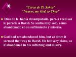 cerca de ti se or nearer my god to thee31