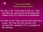 cerca de ti se or nearer my god to thee32