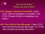 cerca de ti se or nearer my god to thee43