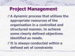 project management4