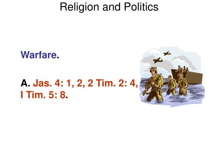 Religion and politics3