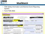 medwatch