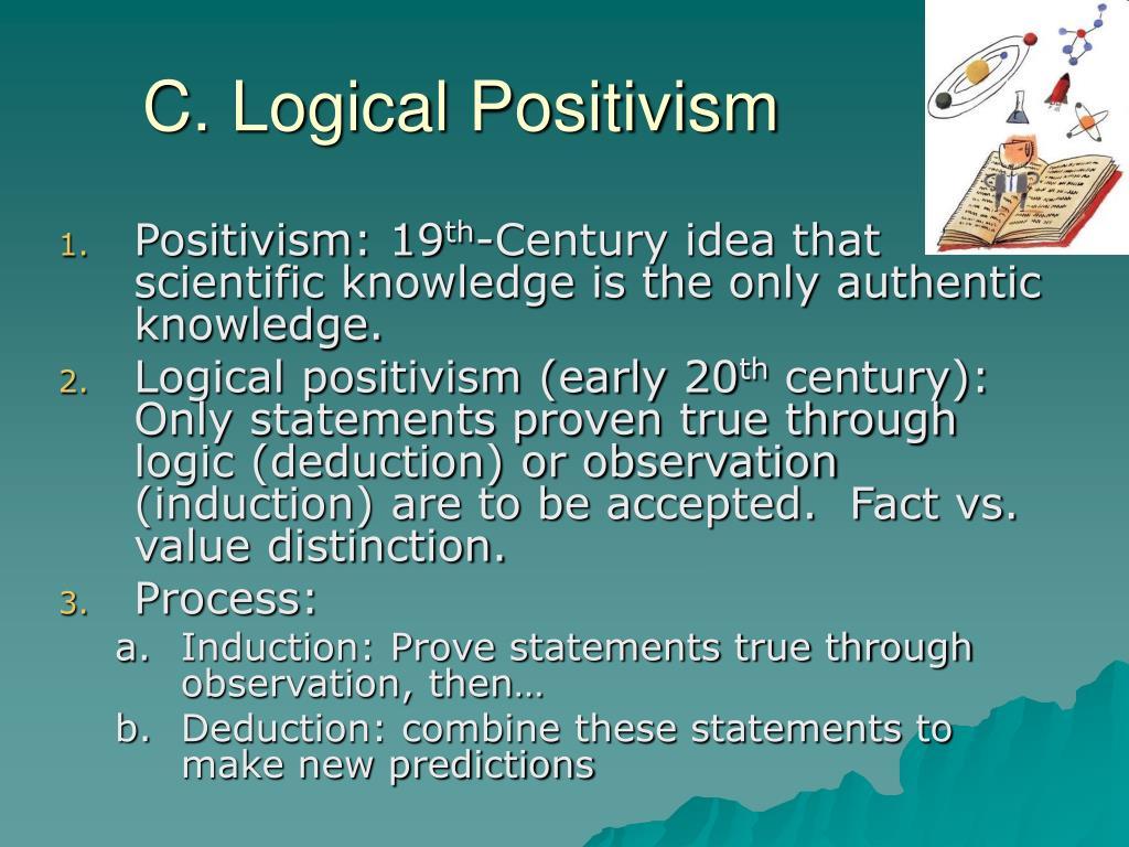 C. Logical Positivism