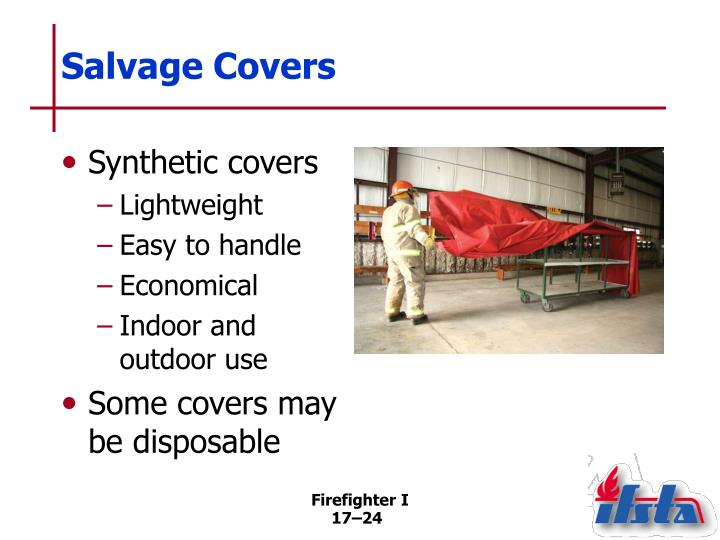 Salvage Covers