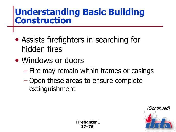 Understanding Basic Building Construction