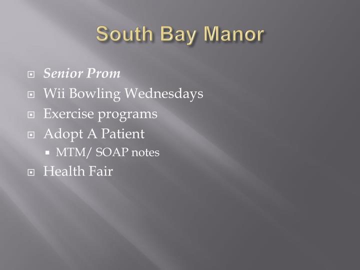 South Bay Manor