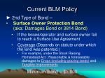 current blm policy27