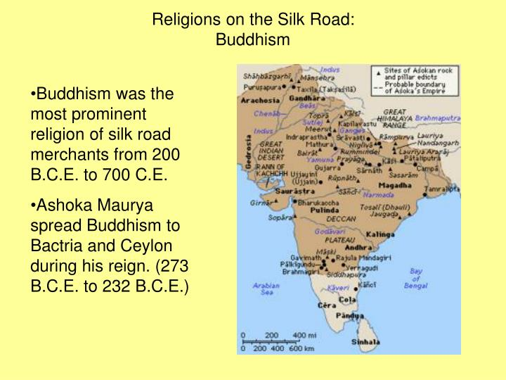 Religions on the Silk Road: