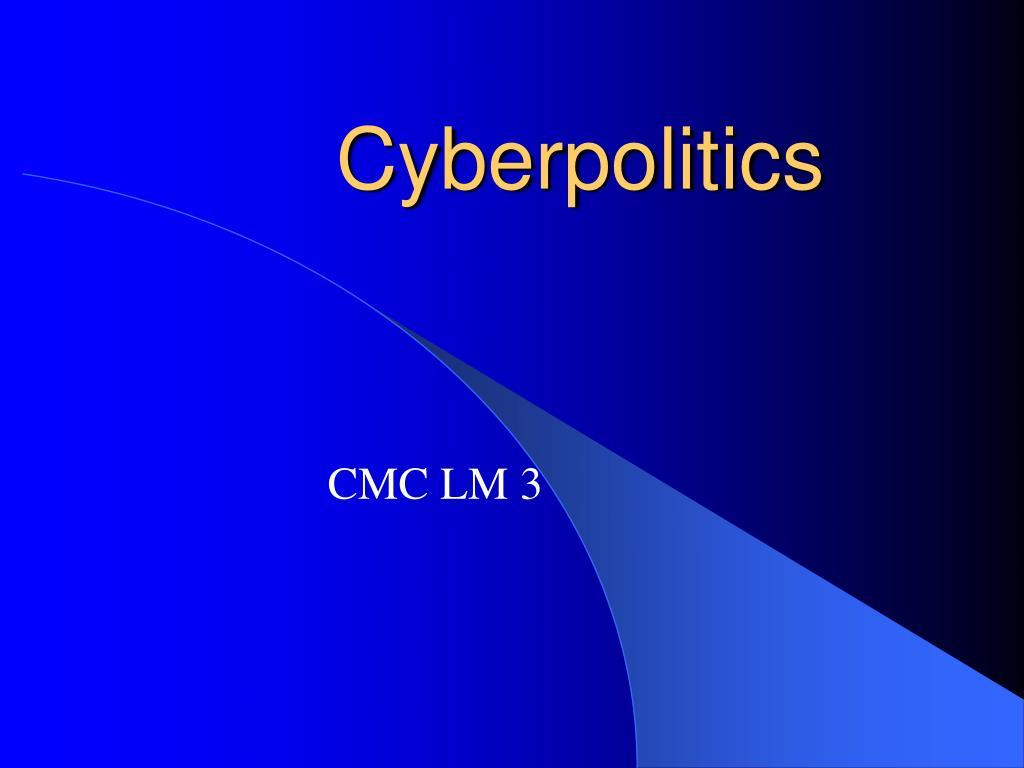 cyberpolitics l.