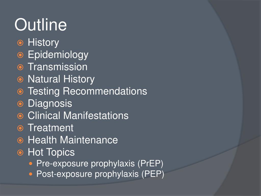 PPT - HIV/AIDS PowerPoint Presentation - ID:1399690
