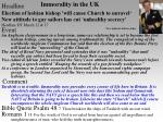 immorality in the uk