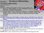 the queen s 80th birthday