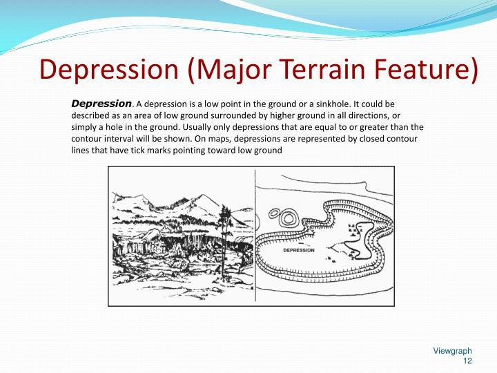 Depression (Major Terrain Feature)