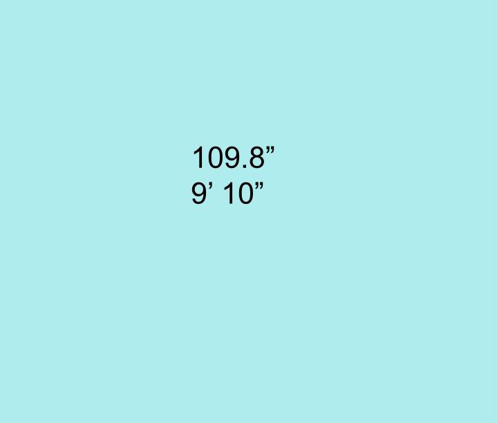 "109.8"""
