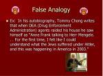 false analogy3