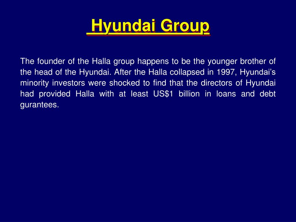 Hyundai Group