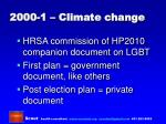 2000 1 climate change
