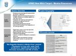 armz new m a target mantra resources