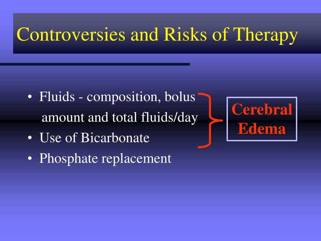 Controversies and Risks of Therapy