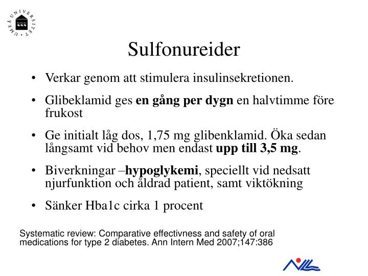 Sulfonureider