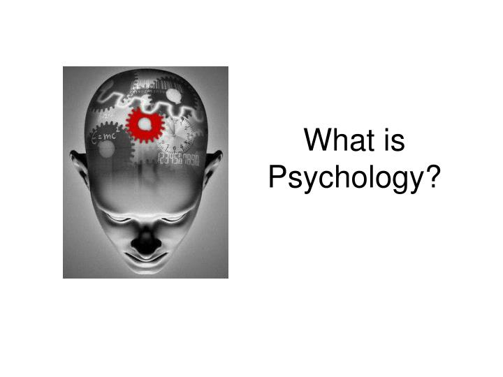 what is psychology n.