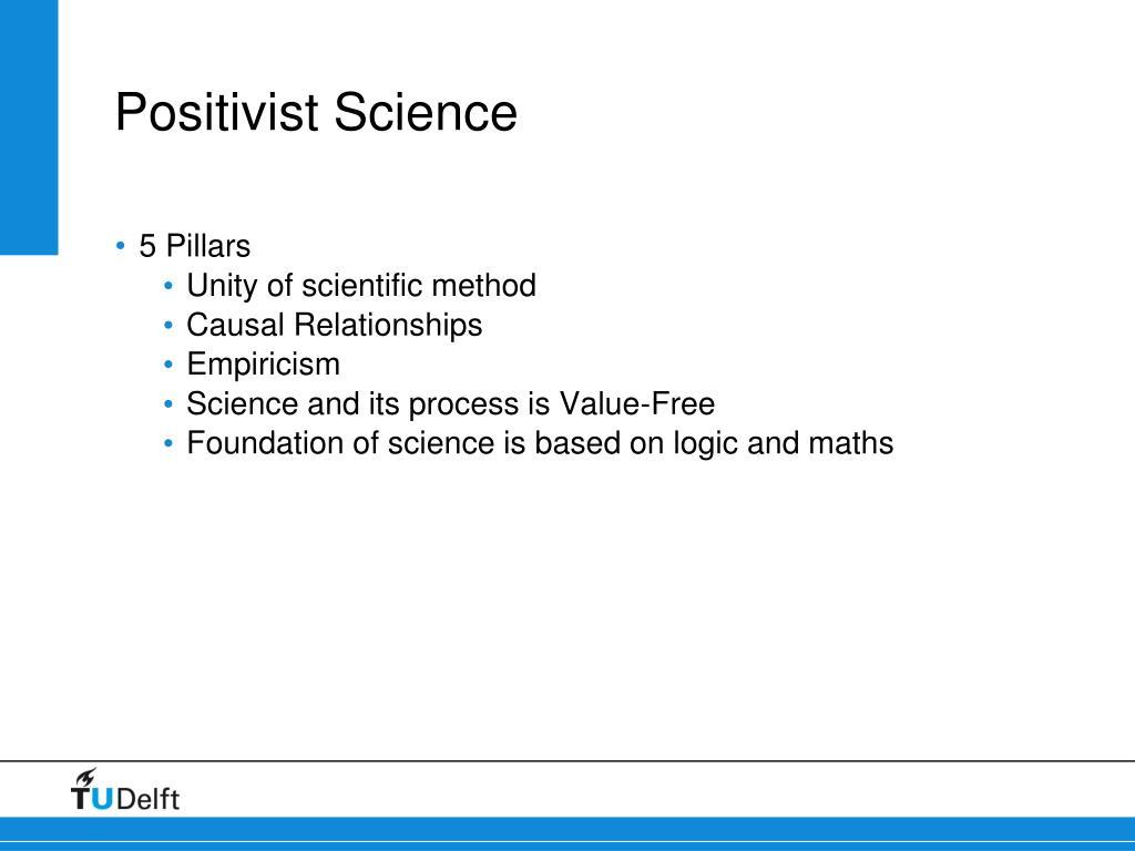 Positivist Science