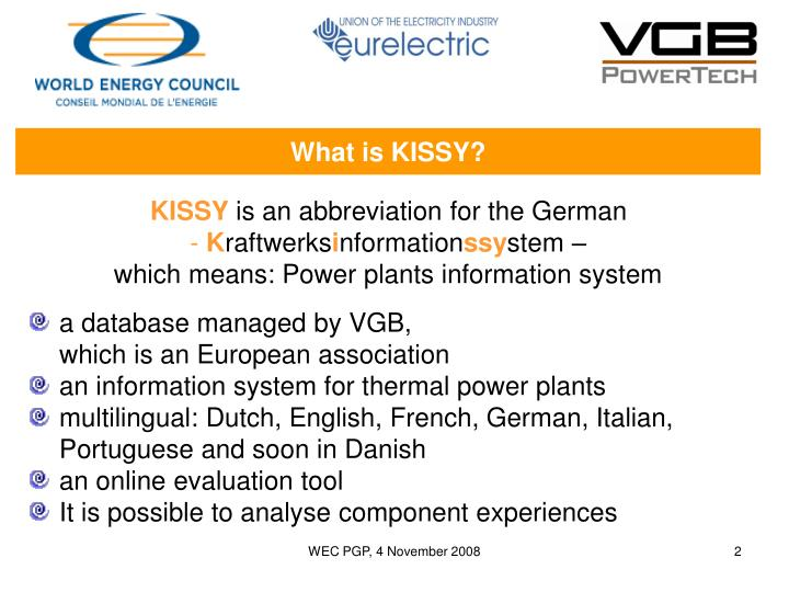 What is KISSY?