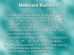 medicaid bundle