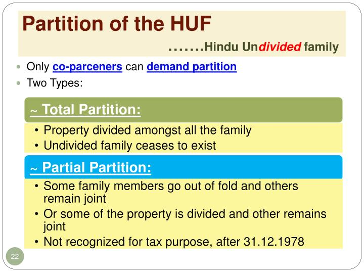 hindu undivided family act 2005