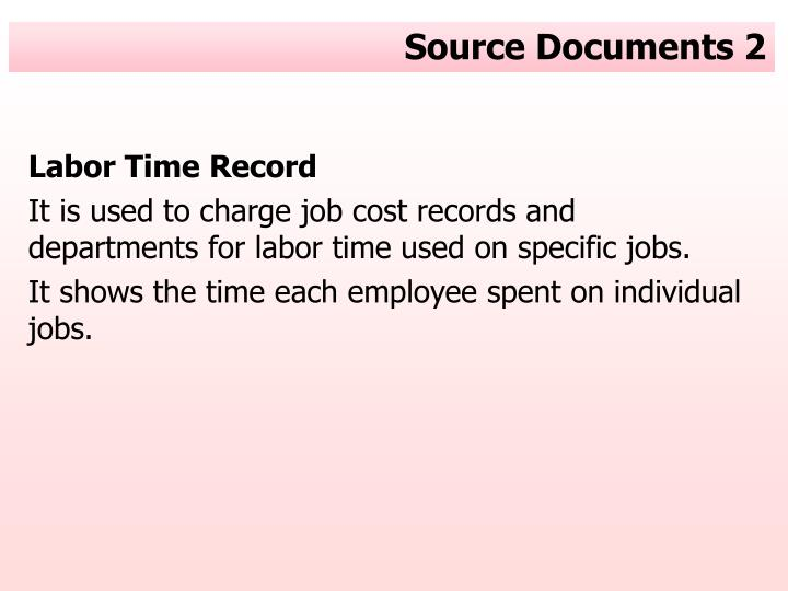 Source documents 2