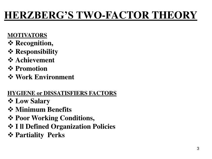 two factor theory definition