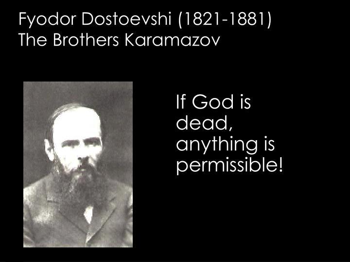 Fyodor Dostoevshi (1821-1881)