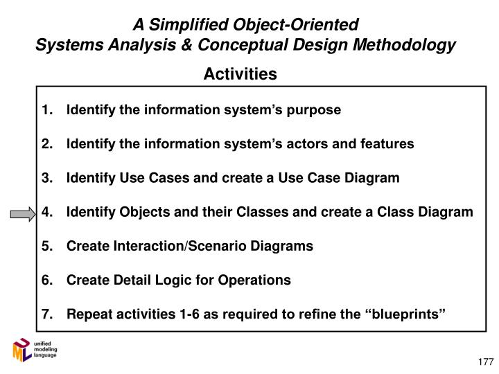 A Simplified Object-Oriented