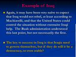 example of iraq19