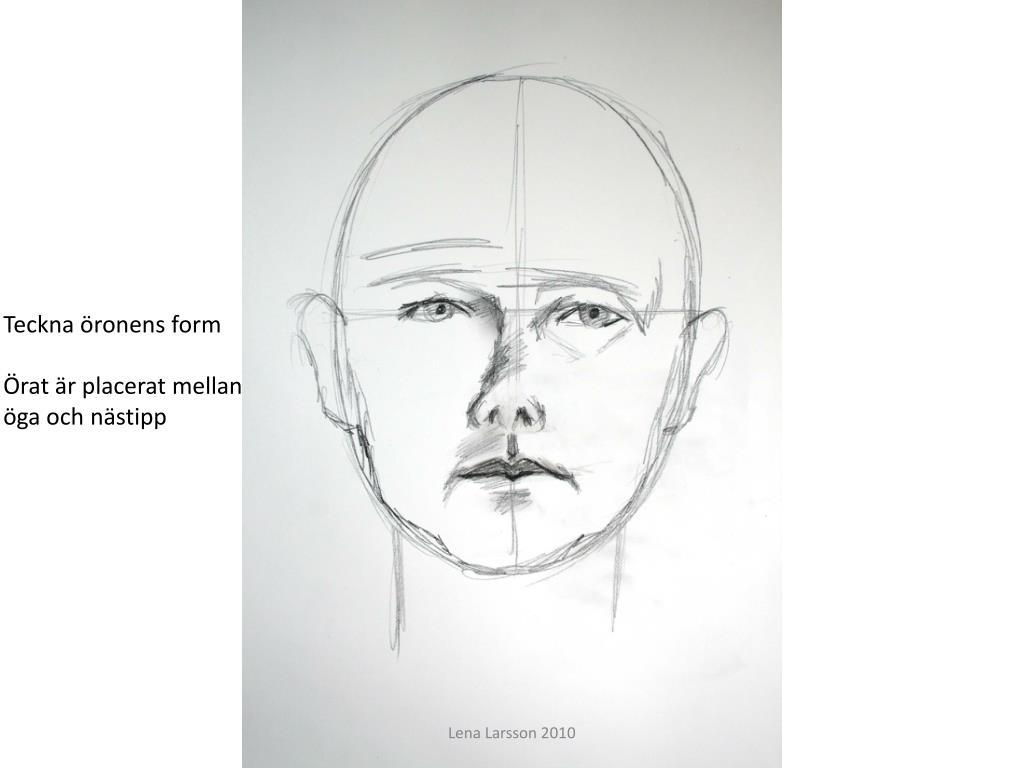 Tecknat ansikte