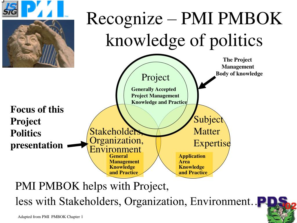 Generally Accepted Project Management Knowledge and Practice