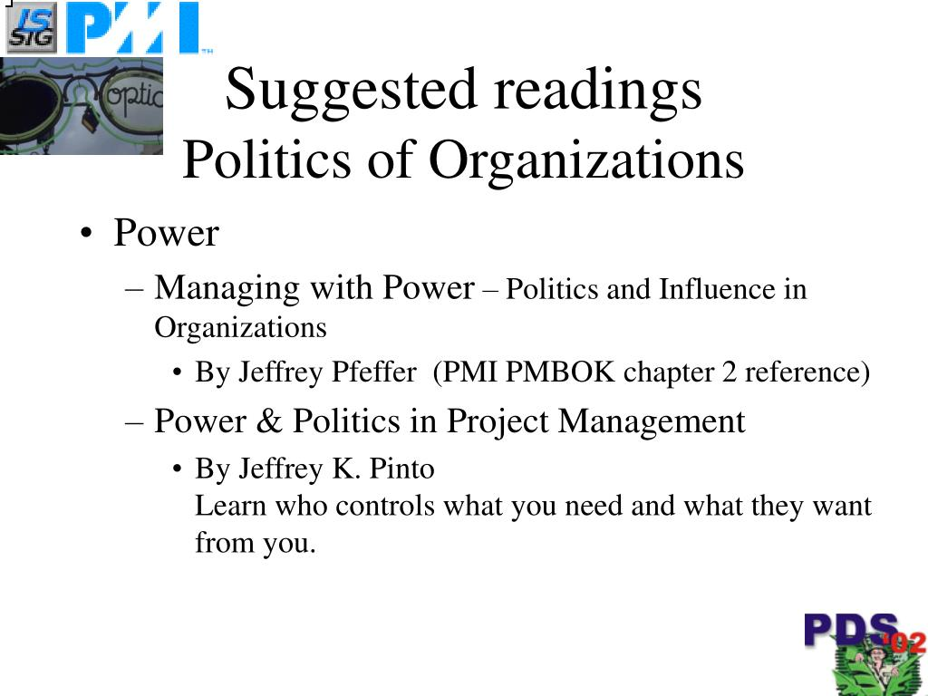 power and politics in organisation essay Organisational analysis: notes and essays page iii power, trust, politics consideration of the importance of understanding organisational politics and.