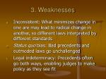 3 weaknesses32