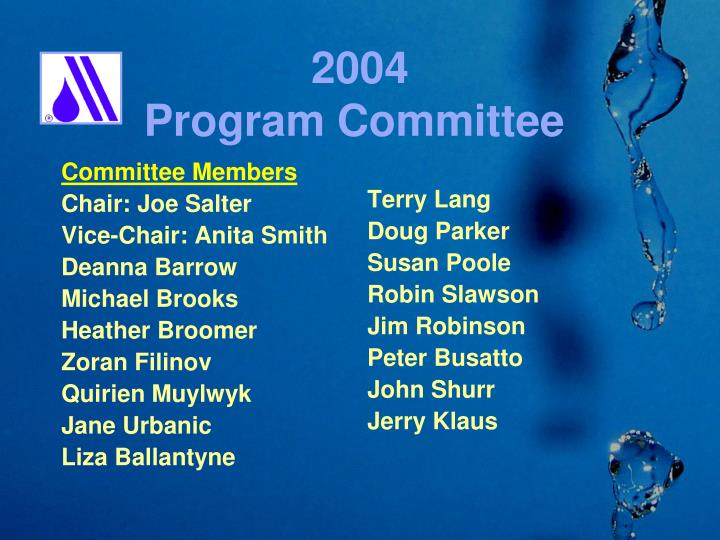 Committee Members