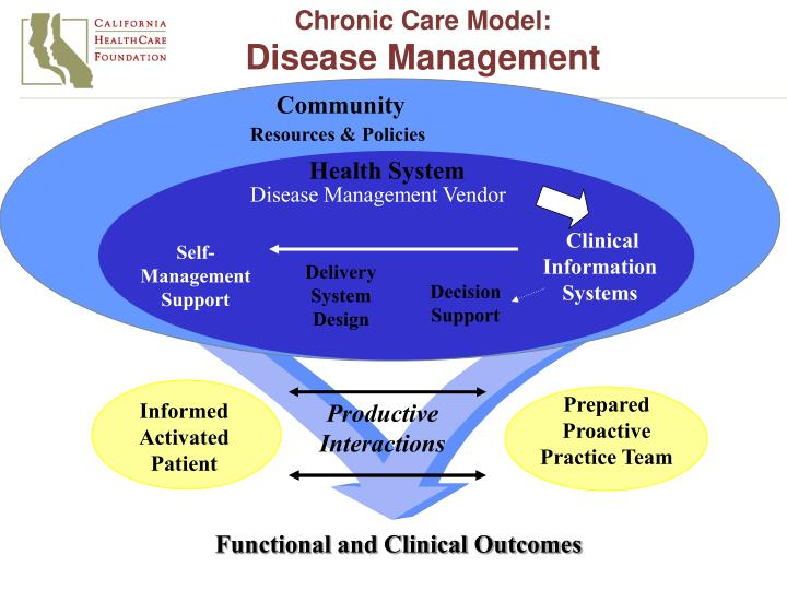 Chronic Care Model:
