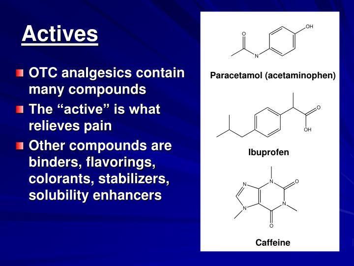 thin layer chromatography of analgesics Headaches2 aspirin, an analgesic and anti-inflammatory, is the most  column  and thin-layer chromatography separate compounds based on.