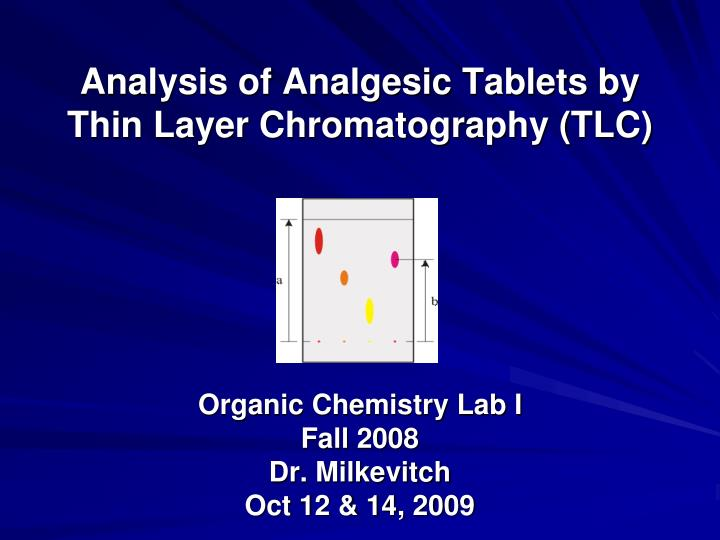 thin layer chromatographic analysis of drug components Fundamentals of the tlc method hssc lab attendant answer key shift 1 30092018 hssc unofficial answer key 2018 - duration: 14:39 the hssc adda 212 views new.