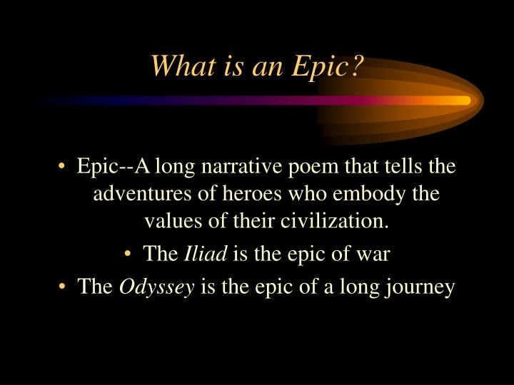 what is an epic n.
