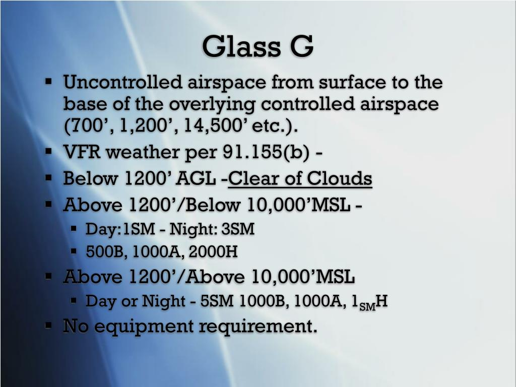 Glass G