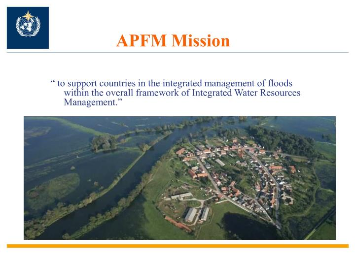 Apfm mission