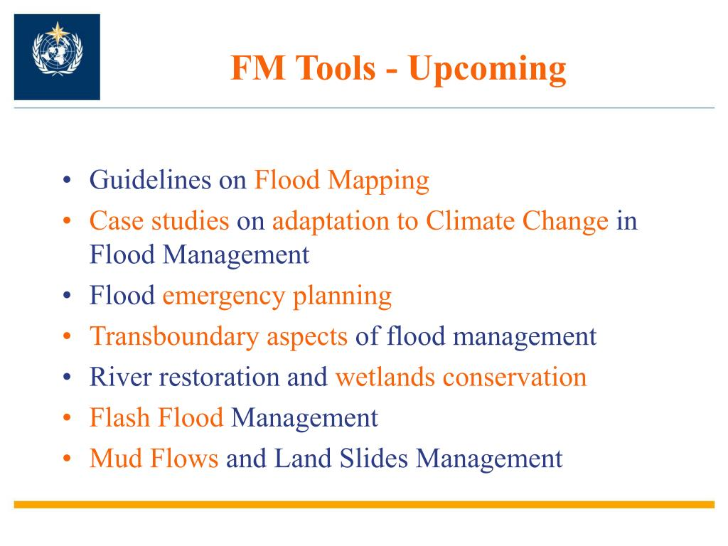 FM Tools - Upcoming