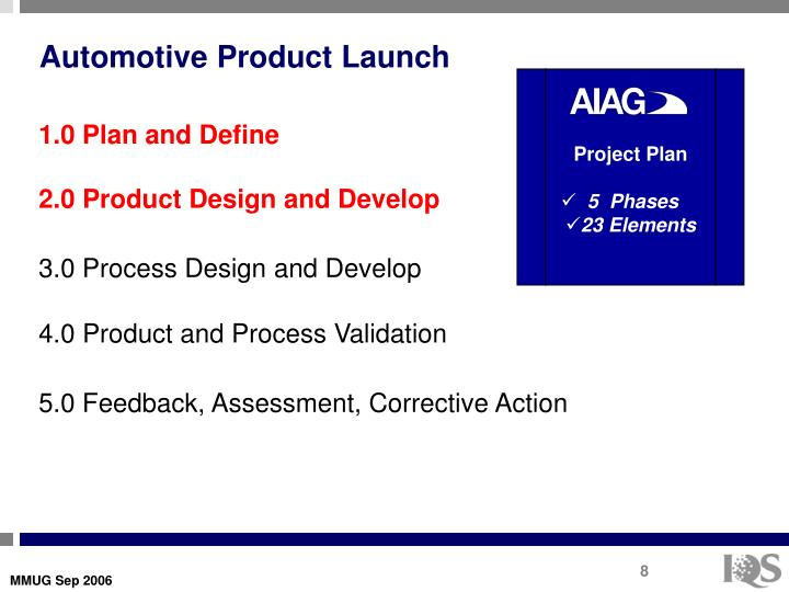Automotive Product Launch