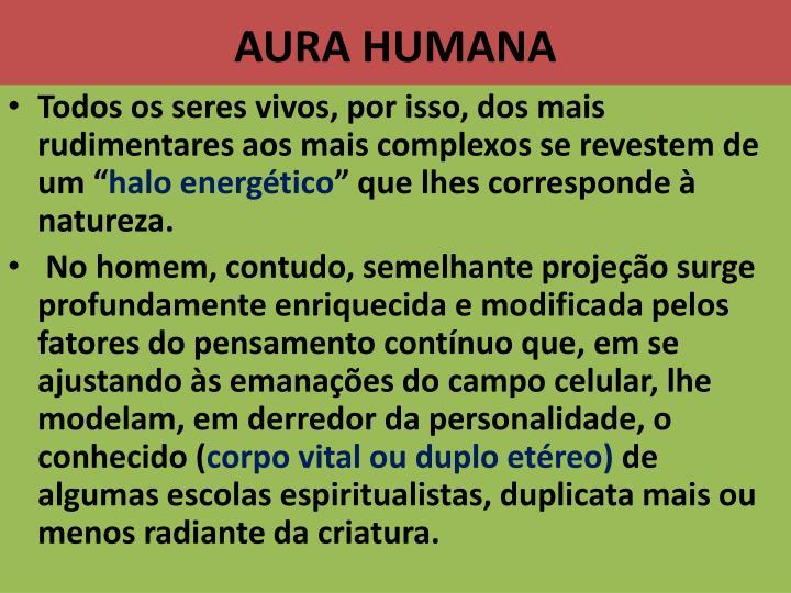 Aura humana1